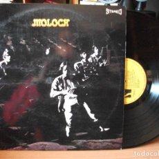 Discos de vinilo: MOLOCH MOLOCH LP SPAIN 1970 PEPETO TOP . Lote 118346047