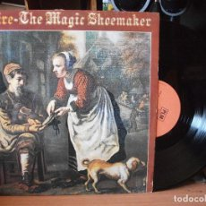Discos de vinilo: THE MAGIC SHOEMAKER FIRE LP UK PEPETO TOP . Lote 118347079