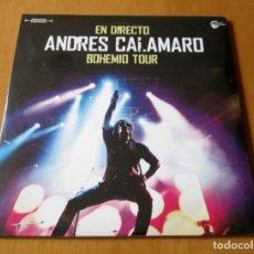 Discos de vinilo: ANDRES CALAMARO EN DIRECTO BOHEMIO TOUR MINI LP 10 PULGADAS RSD 2014 LOS RODRIGUEZ NUEVO PRECINTADO. Lote 118360915