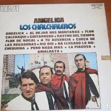 Discos de vinilo: LOS CHALCHALEROS - ANGELICA. Lote 118377531