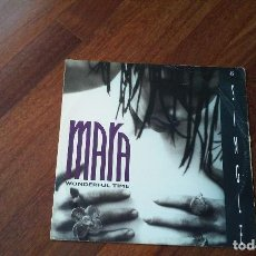 Discos de vinilo: MARA-WONDERFUL TIME.MAXI ITALIA. Lote 118381471