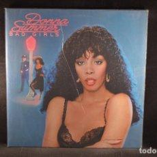 Discos de vinilo: DONNA SUMMER - BAD GIRLS - 2 LP. Lote 118388663