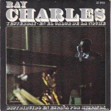 Discos de vinilo: RAY CHARLES,YESTERDAY EDICION ESPAÑOLA DEL 67. Lote 118394151