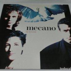 Discos de vinilo: MECANO - HIJO DE LA LUNA - MAXI - MAXISINGLE - RARO. Lote 118396147