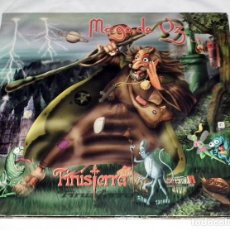 Discos de vinilo: DOBLE LP MAGO DE OZ - FINISTERRA. Lote 118397507