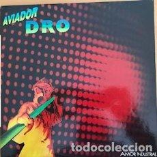 Discos de vinilo: AVIADOR DRO. Lote 118403023