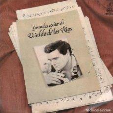 Discos de vinil: WALDO DE LOS RIOS - GRANDES EXITOS... LP HISPAVOX DE 1977 RF-5512 . Lote 118419687