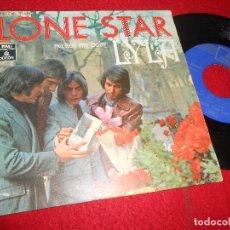 Discos de vinilo: LONE STAR NO, NOT MY BABY/LYLA 7'' SINGLE 1970 EMI-ODEON. Lote 118436471