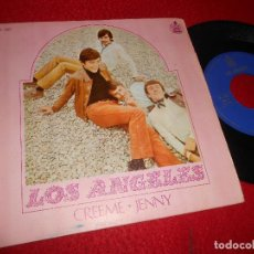 Discos de vinilo: LOS ANGELES CREEME/JENNY 7'' SINGLE 1968 HISPAVOX GRANADA. Lote 118439303