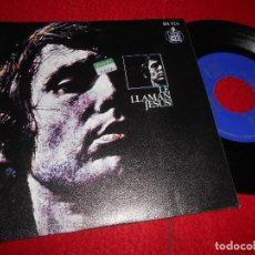 Disques de vinyle: RAPHAEL LE LLAMAN JESUS!/EL OFICIO DE CANTOR 7'' SINGLE 1973 HISPAVOX. Lote 118440219