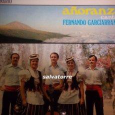 Discos de vinilo: AZORANZA. FERNANDO GARCIA RAMOS.1980. Lote 118444959