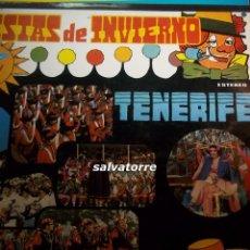 Discos de vinilo: FIESTAS DE INVIERNO.TENERIFE.CARNAVAL. RONDALLAS.. Lote 118445135