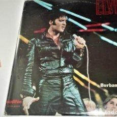 Discos de vinilo: ELVIS PRESLEY - THE COMPLETE BURBANK SESSIONS VOL.2 - CON EXTRA INCLUIDO LP. Lote 118448347