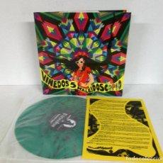 Discos de vinilo: VIÑEDOS 5 KALEIDOSCOPIO COSECHA 67 71 - LP - LOS AMIS LOS ANGELES LOS CIRROS LA MOSCA CIRCUS - NUEVO. Lote 118453771