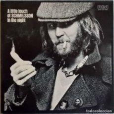 Discos de vinilo: NILSSON-A LITTLE TOUCH OF SCHMILSSON IN THE NIGHT, RCA VICTOR-SF 8371, RCA VICTOR-APL-1-0097. Lote 118462691