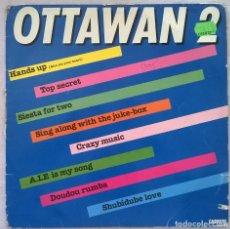 Discos de vinilo: OTTAWAN-2, CARRERE-CAR 00011. Lote 118466559