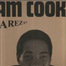 Discos de vinilo: SAM COOKE RAREZAS. Lote 118485611