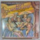 Discos de vinilo: FATS WALLER – AIN'T MISBEHAVIN' THE NEW FATS WALLER MUSICAL SHOW - DISCO VINILO DOBLE LP - 1978. Lote 118494959