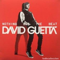 Discos de vinilo: DAVID GUETTA ?– NOTHING BUT THE BEAT 2XLP ,REF:5099908389510 SELLO:PARLOPHONE. Lote 118498051