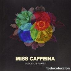 Discos de vinilo: MISS CAFFEINA - DE POLVO Y FLORES - EDICION VINILO - A ESTRENAR. Lote 192512847