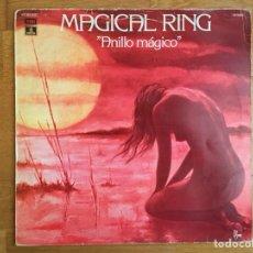 Discos de vinilo: MAGICAL RING: ANILLO MÁGICO. Lote 118516763