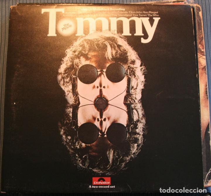 ''TOMMY'' FEATURING ERIC CLAPTON, ROGER DALTREY, ELTON JOHN, THE WHO... (Música - Discos - LP Vinilo - Pop - Rock - Internacional de los 70)