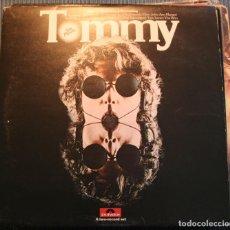Discos de vinilo: ''TOMMY'' FEATURING ERIC CLAPTON, ROGER DALTREY, ELTON JOHN, THE WHO.... Lote 118529727