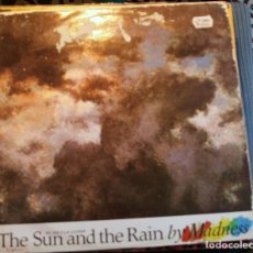 Discos de vinilo: MAXI - MADNESS - THE SUN AND THE RAIN / MY GIRL / FIREBALL XL 5. Lote 118531123