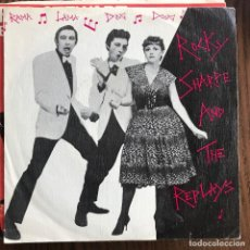 Discos de vinilo: ROCKY SHARPE & THE REPLAYS - RAMA LAMA DING DONG - SINGLE MOVIEPLAY 1979. Lote 118532963