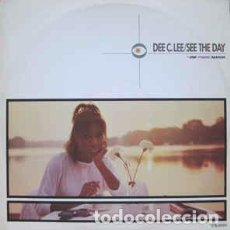 Discos de vinilo: DEE C. LEE - SEE THE DAY (12, SINGLE) LABEL:CBS CAT#: TX 6570 . Lote 118533163