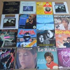 Discos de vinilo: LOTE - COLECCION DE 64 SINGLES. Lote 118545783