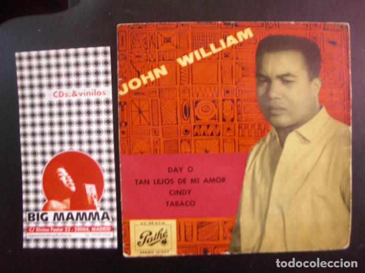 JOHN WILLIAMS- DAY O. EP. (Música - Discos de Vinilo - EPs - Reggae - Ska	)