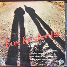 """Discos de vinilo: LOS KESTRELS """"CAPILLA AL CLARO DE LA LUNA"""" EP HISPAVOX 1960 NUEVO. Lote 118561415"""