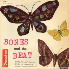 Discos de vinilo: BROTHER BONES, EP, SWEET GEORGIA BROWN + 3, AÑO 1960. Lote 118565259