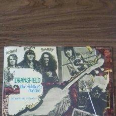Discos de vinilo: DRANSFIELD. THE FIDDLER'S DREAM. 1.978.. Lote 118570287