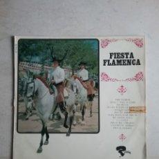 Discos de vinilo: LP: FIESTA FLAMENCA.. Lote 118576448