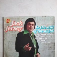 Discos de vinilo: LP: JACK JERSEY/IN THE STILL OF THE NIGHT.. Lote 118578794