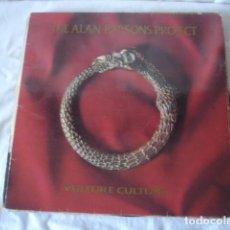 Discos de vinilo: THE ALAN PARSONS PROJECT VULTURE CULTURE . Lote 118579227