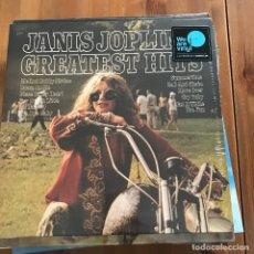 Discos de vinilo: JANIS JOPLIN - GREATEST HITS (1973) - LP REEDICIÓN COLUMBIA 2017 NUEVO . Lote 118579263