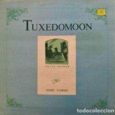 Discos de vinilo: TUXEDOMOON - SHORT STORIES - MAXI SINGLE DE VINILO EDITADO EN BELGICA. Lote 118583191