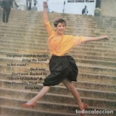 Discos de vinilo: THE STYLE COUNCIL PAUL WELLER - SHOUT - MAXI SINGLE DE VINILO EDITADO EN ESPAÑA. Lote 118583827