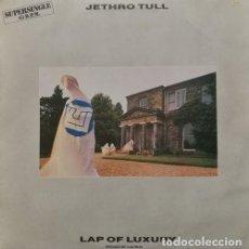 Discos de vinilo: JETHRO TULL - LAP OF LUXURY - MAXI SINGLE CON 4 CANCIONES EDITADO EN ESPAÑA. Lote 118584199
