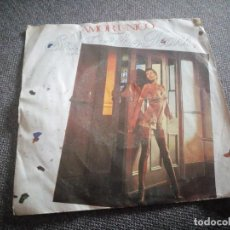 Discos de vinilo: SNIFF 'N' THE TEARS ?– AMOR UNICO = ONE LOVE.1980,MADE IN SPAIN.. Lote 118585847