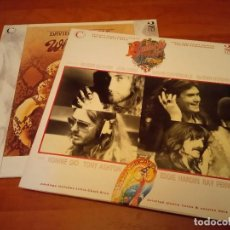 Discos de vinilo: ROGER GLOVER BUTTERFLY BALL WIZARDS CONVENTION & DAVID COVERDALE WHITESNAKE LPS DEEP PURPLE. Lote 118586547