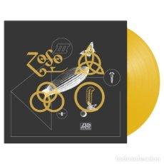 Discos de vinilo: LED ZEPPELIN 7 VINILO AMARILLO ROCK & ROLL FRIENDS RSD 2018 RECORD STORE DAY 2018 PRECINTADO. Lote 118591495