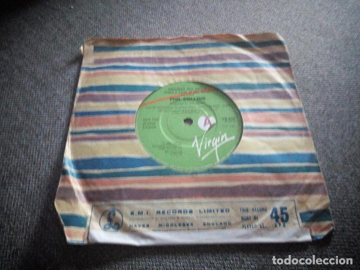 PHIL COLLINS ?– AGAINST ALL ODDS-MIKE RUTHERFORD 1984 (Música - Discos de Vinilo - Singles - Pop - Rock Extranjero de los 80)