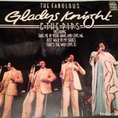 Discos de vinilo: GLADYS KNIGHT & THE PIPS- THE FABULOUS GLADYS KNIGHT & THE PIPS -LP. Lote 118597863