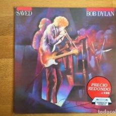 Discos de vinilo: BOB DYLAN: SAVED. Lote 118615520