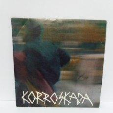 Discos de vinilo: SINGLE ** KORROSKADA ** TORERO ** COVER/ EAR MINT/ MINT ** SINGLE/ NEAR MINT ** 1987. Lote 118637027