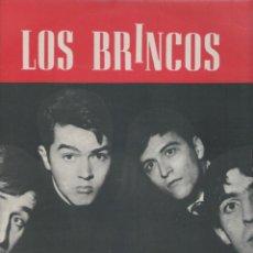 Discos de vinilo: NUMULITE LP0004 LOS BRINCOS DANCE THE PULGA ES PARA TI NILA … ZAFIRO NOVOLA. Lote 118643323